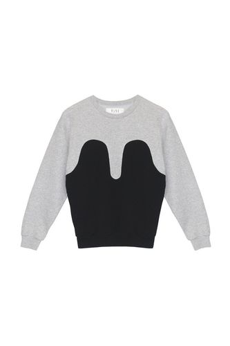 R/H Magic Sweater Light Grey/Black