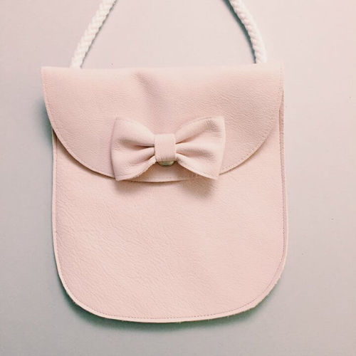 FMAM Crossbody Bag with Bow