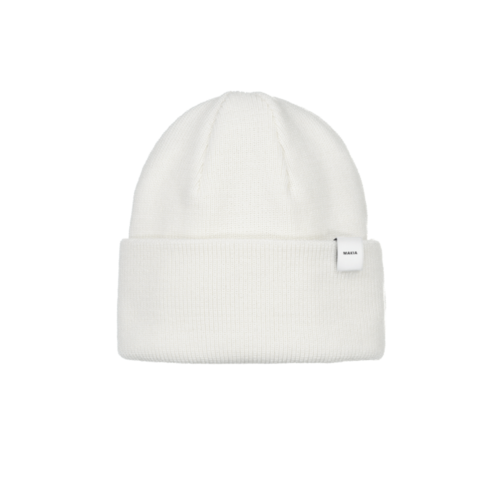 Makia Merino Thin Cap White