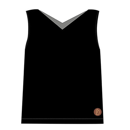 Blaa Marbella Top Black