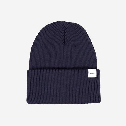 Makia Beanie Dark Blue