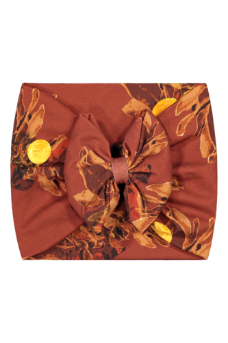Kaiko Valkama Headwrap Amber Orange