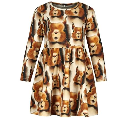 Metsola Squirrel Dress