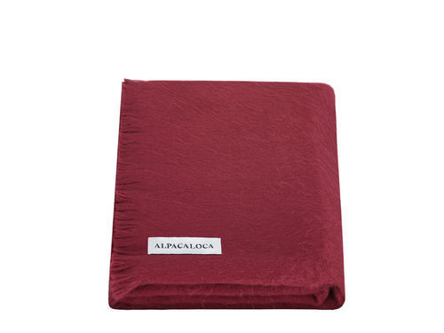 Alpacaloca Huivi Bordeaux Red