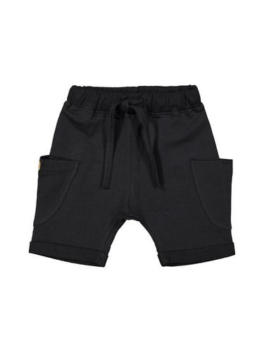 Metsola Pocket Shorts Black